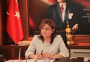 Ministre de la famille et des politiques sociales Fatma Sahin