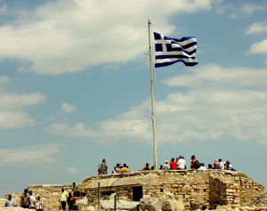 Greek_flag-Acropolis