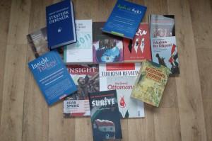 Publications récentes
